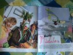 """2012: Bericht über """"uns"""" harte Mädels im deutschen SURF-Magazin: Steffi Wahl, Nadine Lenschau, Michaela Mattern, Diana Lohoff, Heike Reimann, Marie Prüßmann und Caro Weber"""