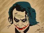 The Joker / Heath Ledger