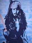 Captain Jack Sparrow / Johnny Depp