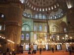 """カメラも動くようになって ウキウキ気分でブルーモスクへ ブルーモスクは""""世界一美しいモスク""""とも称されるモスク"""