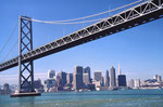 San Francisco - le pont d'Aukland