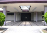 大阪市小林斎場 式場正面