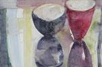 Lisa Höver, o. T., 2009, 20,6 x 32, Aquarell, 250,- EUR, Nichtmitgl. 500,- ER, o. R.