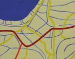 Klaus-Peter Kirchner, Landschaft, 1993, 24 x 30, Öl auf Leinwand, 300,- EUR, Nichtmitgl. 600,- EUR