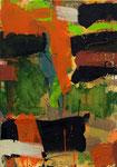Torsten Zwinger, St. Nicolai, 1996, 35 x 50, Öl auf Leinwand, 250,- EUR, Nichtmitgl. 400,- EUR