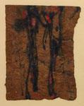 Alice Bialach, o.T., 2002, 20 x 28, Acryl und Tusche auf Transparentpapier, 200,- EUR, Nichtmitg. 300,- EUR