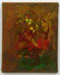 Zeki Arslan, o. T., 1998, 24 x 30, Öl auf Leinwand, 375,- EUR, Nichtmitgl. 550,- EUR