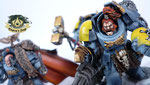 Space Wolves Wolf Guard Terminators