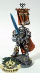 Grey knights Castellan Crowe