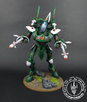 Eldar wraithknight biel-tan