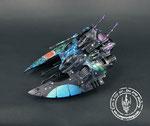 Falcon galaxy space