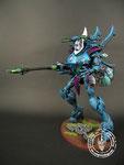 Eldar wraithknight Galaxy
