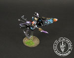 warlock jetbike  galaxy space