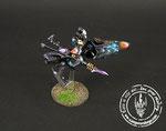warlock jetbike  galaxy space