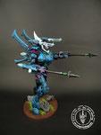 Eldar wraithknight
