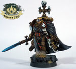 High Marshal Helbrecht space marine