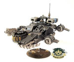 Dark Angels Land Speeder Vengeance