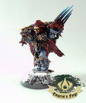 Space Wolves Lukas the Trickster