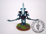 eldar Wraithblades blue ghost sword