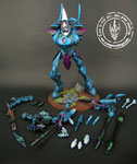 Eldar wraithknight magnetized