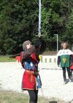 Morgan enleve l'épée