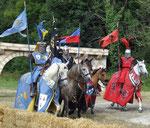 Entrée des chevaliers 2008