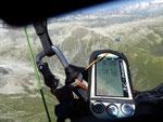 ....über 3000m hoch