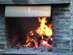 """""""Wärmequelle"""" für Raclette-Chäs"""