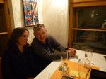d´r Joe mit Frau Gemahlin Beate