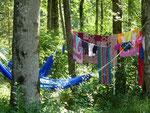 Nen Kesselchen Buntes im Auwald vom Nachbarn