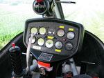 Das Cockpit der IKARUS C22
