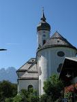 Zentrum in Garmisch