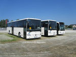Mercedes O560 M et O530 C2 N n87, SAMI Bretagne