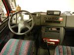 Cockpit des TLF 1500