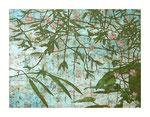 Bonito, 120x160 cm, Acryl,Papier,Leinwand, 2013