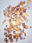 Auf der Suche 2006 Acryl auf Leinwand 50 x 70 cm, 250,00 €