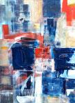 Ohne Titel 2009 Acryl auf Leinwand 50 x 70 cm, 300,00 €