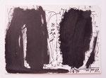 Beni Cohen-Or: o.T., Tuschezeichnung, 15 x 20 cm, Position_11