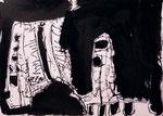 Beni Cohen-Or: o.T., Tuschezeichnung, 15 x 20 cm, Position_8