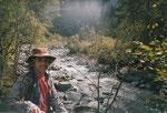 an einem bach 2007, foto suvarna nussbaum