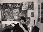 im atelier um 1984