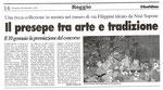 << IN RICORDO DI UN CARO AMICO E MESTRO DELL'ARTE DEL PRESEPIO >>