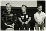 Jürgen Hörig Moderator, Niko Kappel, Mathias Mester