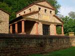 röm. Tempelanlage bei Tawern