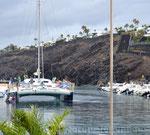 Puerto del Carmen Hafen
