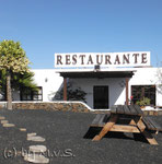 Lanzarote typisches Restaurant