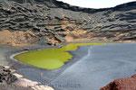 Lanzarote Lagune El Golfo