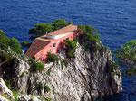 La casa come me, l'extraordinaire villa où Malaparte invita le couple Guérin. Cliquez sur l'image pour l'agrandir.