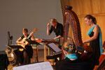 Seewind-Musi mit dem Programm: Hokus Pokus Musicus