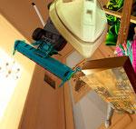 """""""and nietsche wept"""" • 2011 • 90x85cm (60x57cm) / 35x33"""" (24x22"""")"""